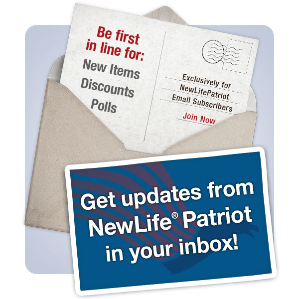 NewLifePatriot Coupons